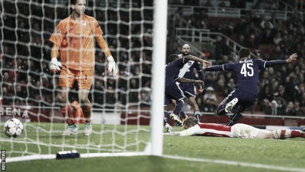 Anderlecht espanta «Gunners» e empata a três no Emirates