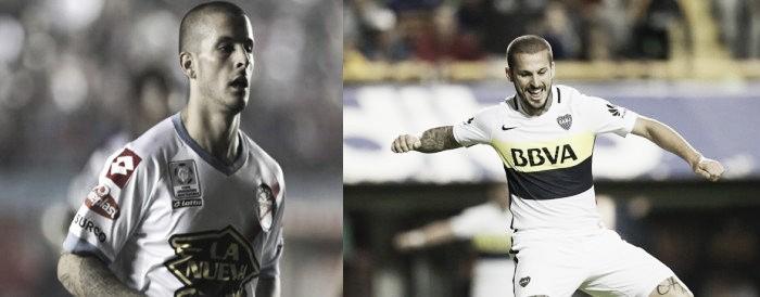 Boca- Arsenal: con las dos camisetas