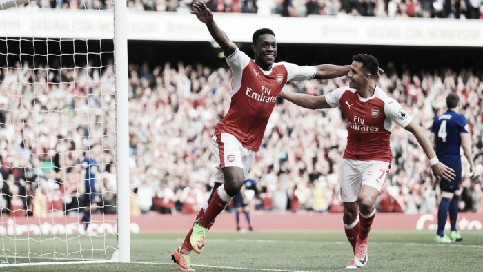 Premier League, l'Arsenal ruggisce: 2-0 al Manchester United