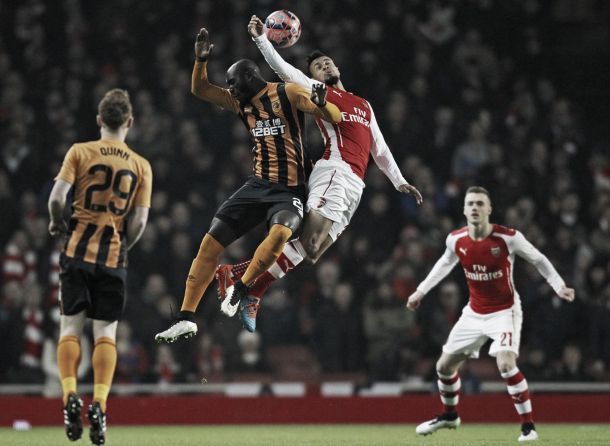 Hull City - Arsenal: Tigers look for third successive victory over high flying Gunners