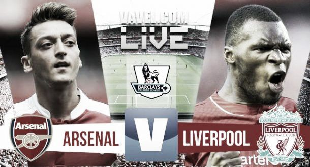Risultato Arsenal - Liverpool  di Premier League 2015-16 (0-0). Rivivi la partita
