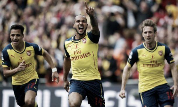 Arsenal goleia Aston Villa e ergue sexta FA Cup da era de Arsène Wenger