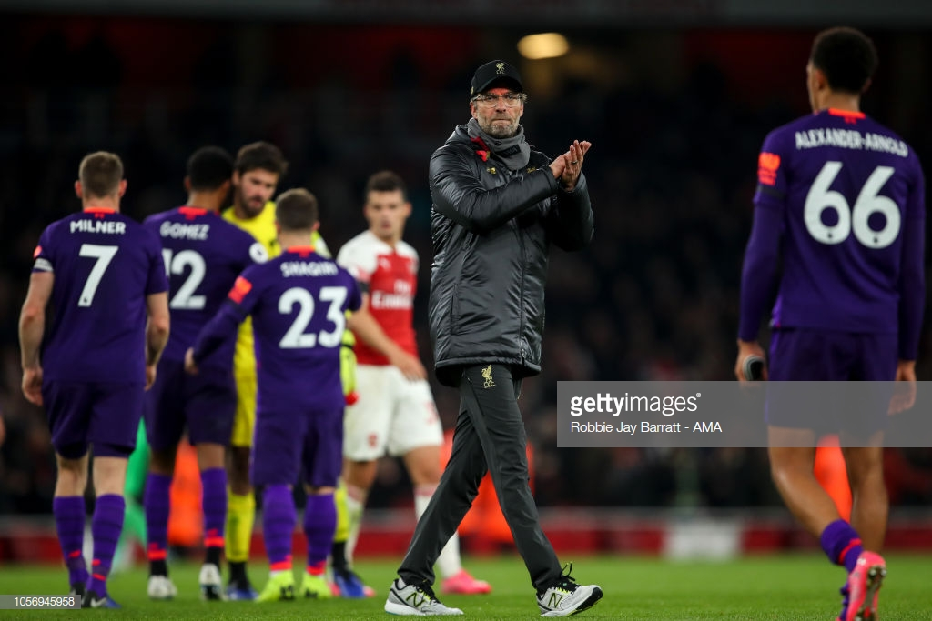 The Warm Down: A point gained against Arsenal but a significant blow to Liverpool's title ambitions