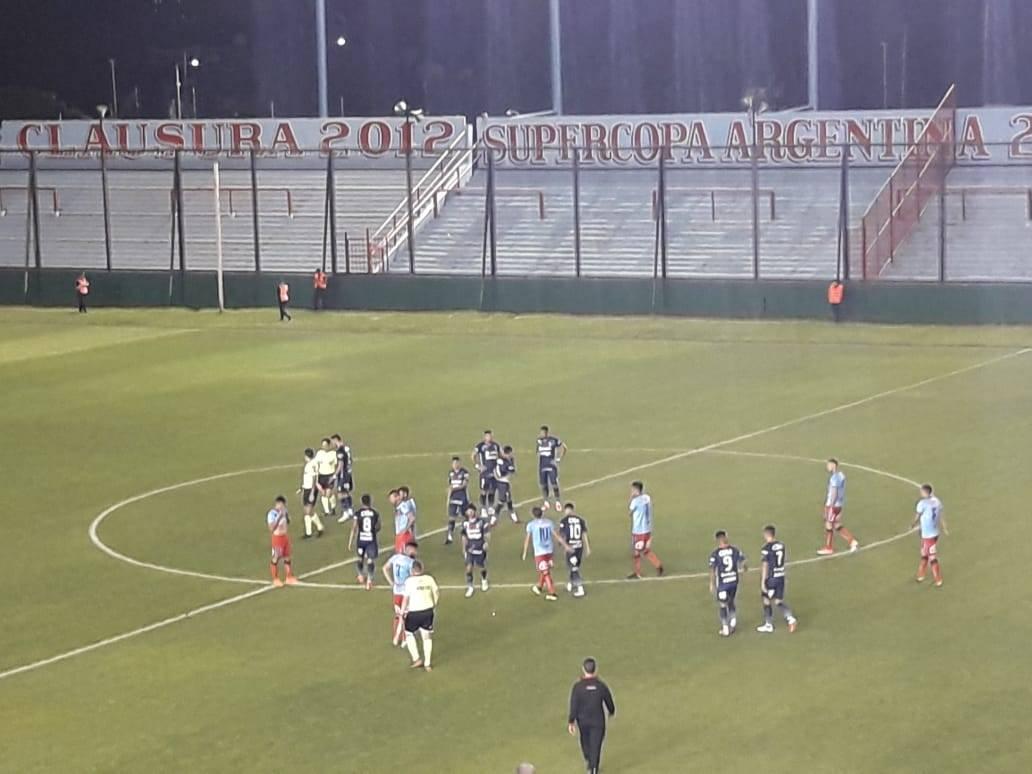 Triunfo y clasificación a la Copa Argentina