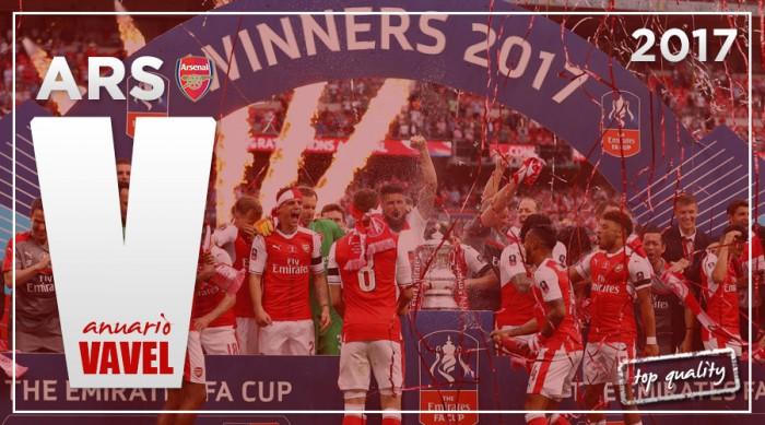 Anuario VAVEL Arsenal 2017: un año marcado por la incertidumbre y la irregularidad