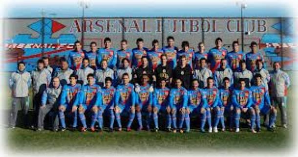 Arsenal de Sarandí: Torneo Inicial 2013