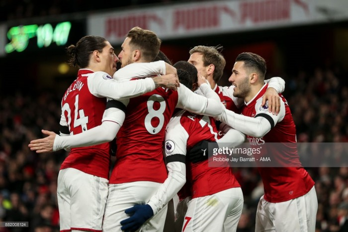 Arsenal 5-0 Huddersfield: Player ratings as Arsenal swamp newly promoted team