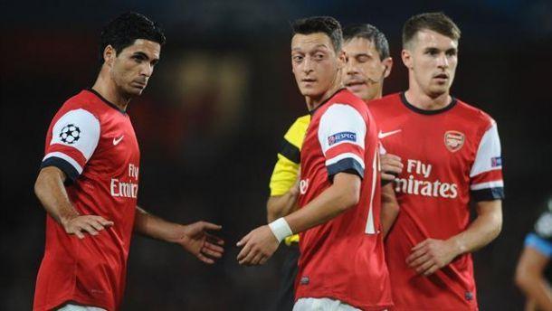 Arsenal - Borussia Dortmund en direct (terminé.)