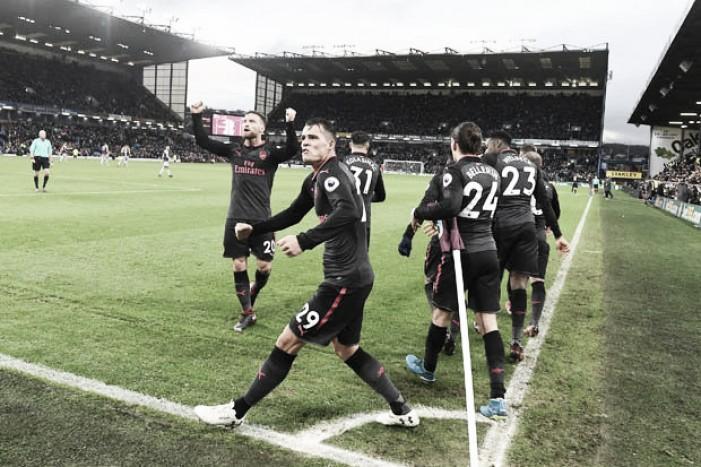 El Once ideal de la Jornada 14 de la Premier League