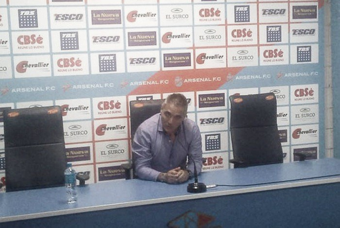 "Sergio Rondina: ""Fue un triunfo justo"""