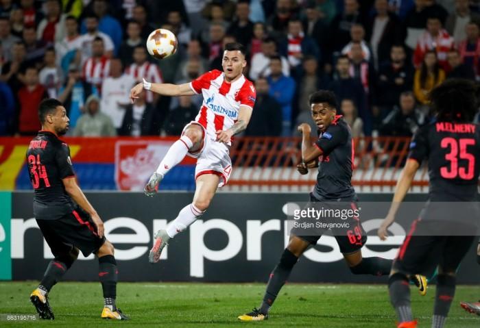 Red Star Belgrade 0-1 Arsenal: Player ratings as Arsenal win away