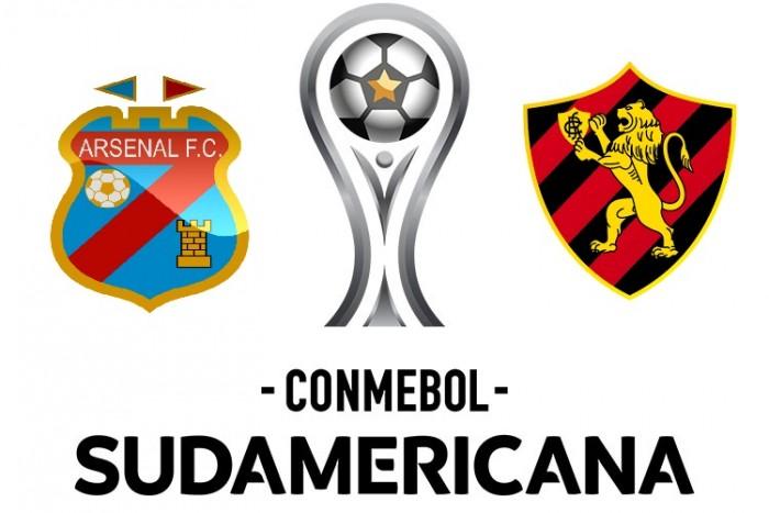 Sport Refice será rival del Arse por Copa Sudamericana