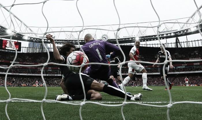 Arsenal 4-0 Watford Analysis: Alexis annihilates Ake
