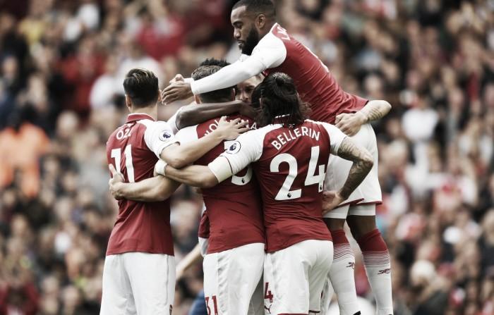 Arsenal, punti di carattere e talento per rialzare la testa
