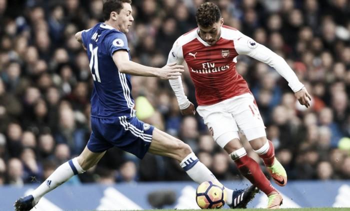 Chelsea, accordo con l'Arsenal per Chamberlain