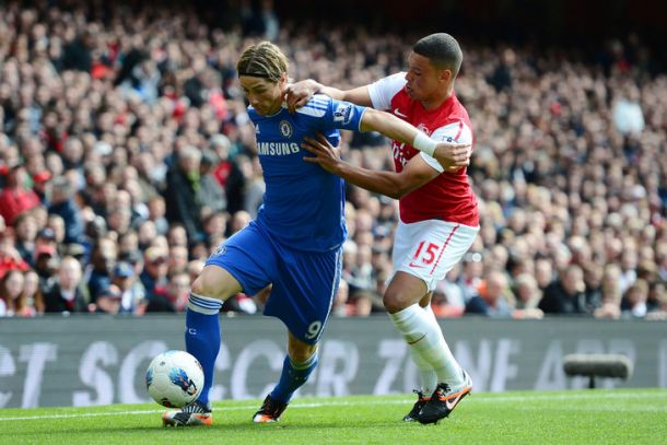 Resultado Arsenal vs Chelsea en la Premier League