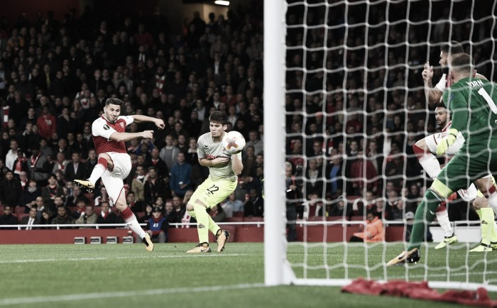 Europa League - Cordoba illude il Colonia, l'Arsenal la vince nella ripresa (3-1)