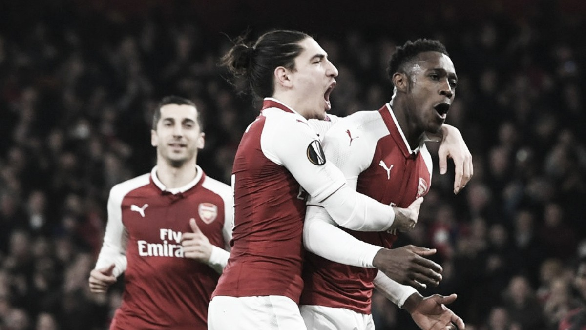 Sai zica! Arsenal vence Milan de virada e se classifica às quartas da Europa League