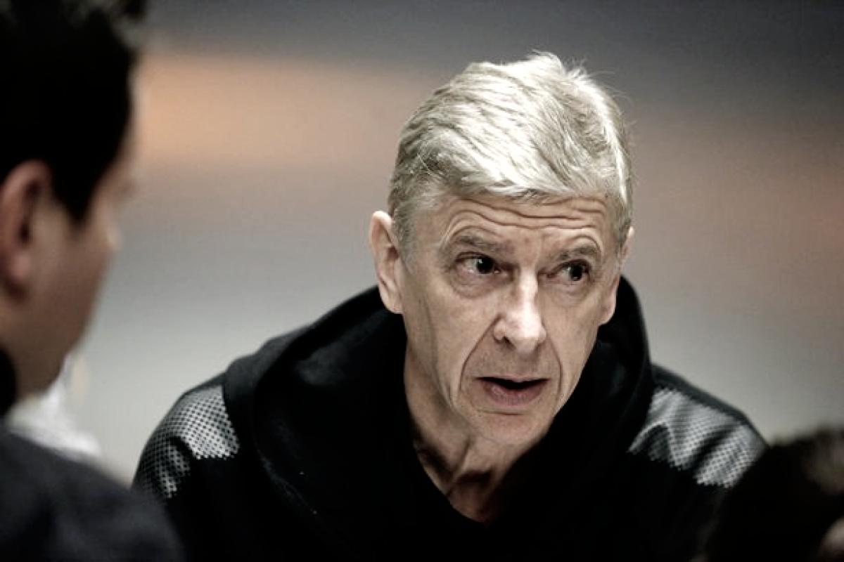 """Wenger, sobre la Europa League: """"Es nuestro principal objetivo"""""""