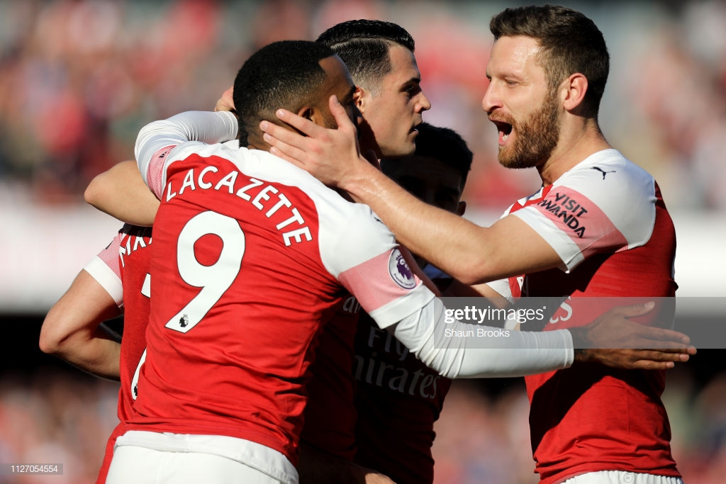 Arsenal 2-0 Southampton: Gunners find rhythm in attack to see off Saints
