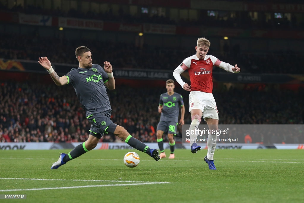 Arsenal 0-0 Sporting: Gunners advance to knock-out stages amid serious Welbeck injury