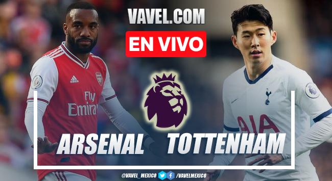 Goles y resumen del Arsenal 3-1 Tottenham en Premier League 2021