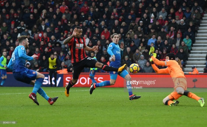 EPL: Wenger gives reasons for Arsenal's 2-1 loss to Bournemouth