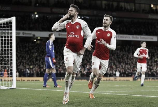 Premier, l'Arsenal torna alla vittoria: 3-1 all'Emirates sul Sunderland