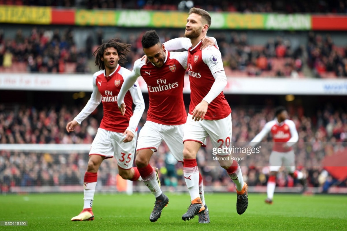 Arsenal 3-0 Watford: Gunners put barren Premier League form behind them to seal first win in four