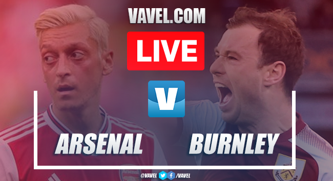 Arsenal vs Burnley Live Stream TV Updates and How to Watch Premier League 2019