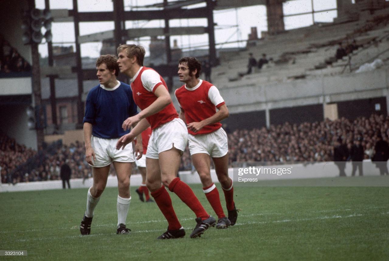 Arsenal vs Everton: Classic Encounters