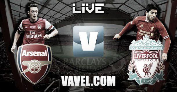 Diretta Arsenal - Liverpool in FA Cup