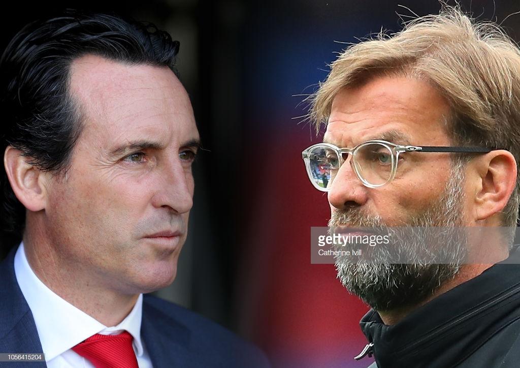 Arsenal vs Liverpool Preview: Klopp's Title-chasingReds visit Emery's rejuvenatedGunners