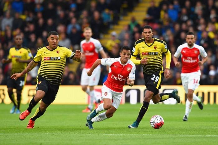 Premier League - Arsenal in scioltezza sul Watford (1-3)