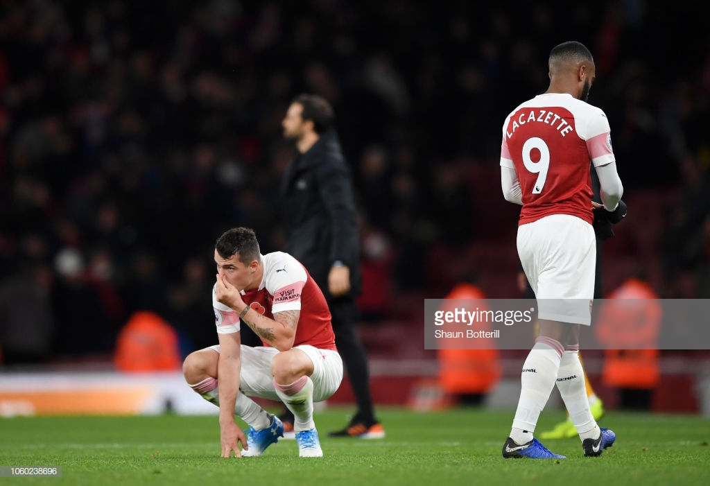 Arsenal 1-1 Wolves: Gunners leave it late to claim a dramatic point