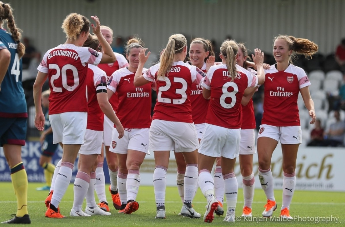Arsenal 2018/19 WSL Season Preview: Montemurro aiming to get Gunners back among Europe's elite