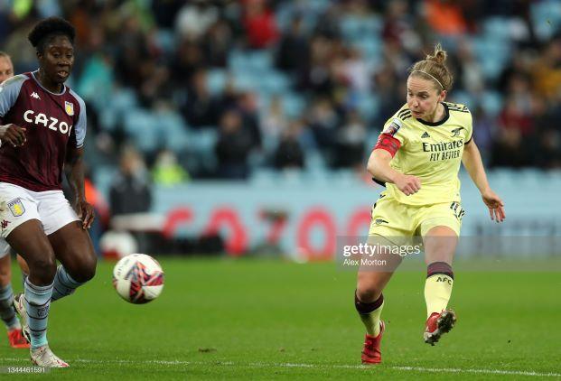 Aston Villa Women 0-4 Arsenal: Deja vu for the Villans