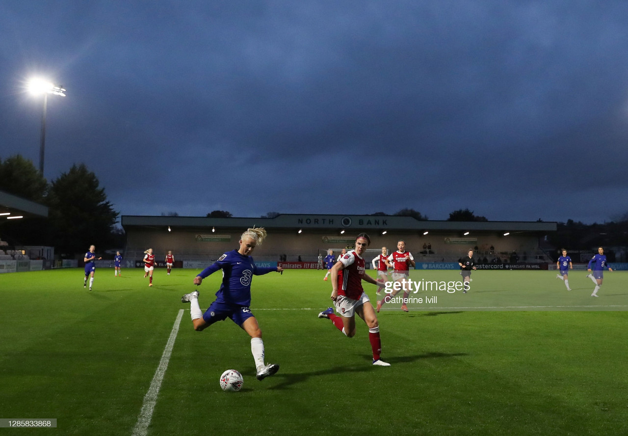 Chelsea vs Arsenal Women's Super League preview: team news, predicted line-ups, ones to watch, previous meetings and how to watch