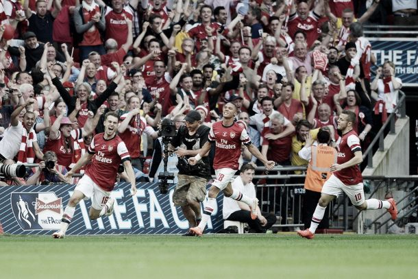 Arsenal vs Aston Villa: History beckons for FA Cup finalists