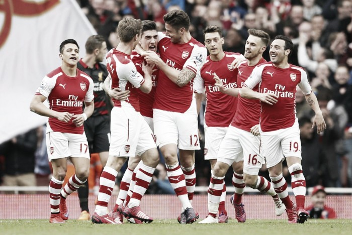 Arsenal 2015-16 Season Review: The Good, The Bad and The Ugly