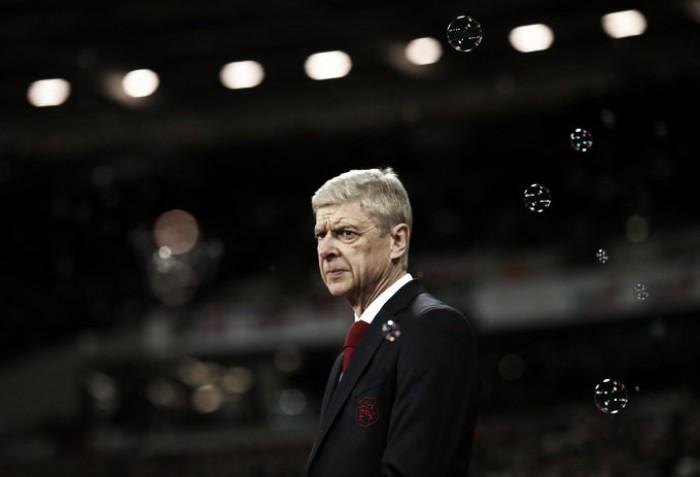 """Wenger:""""Tenemos jugadores de gran calidad que no empezaron el Sábado"""""""