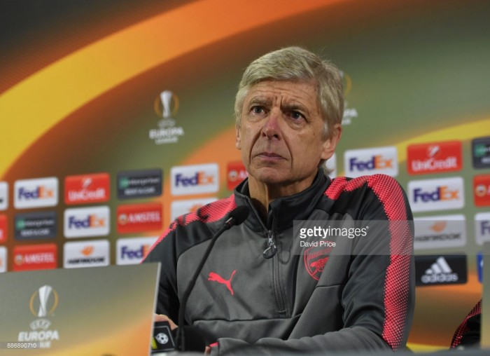 """Arsene Wenger: Winning the league is """"not realistic"""""""