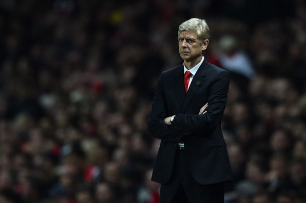"Wenger on 2-1 defeat to Manchester United: ""We have to play with confidence"""