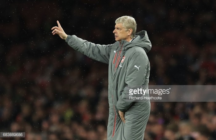 Wenger 'annoyed' by Arsenal Champions League failure
