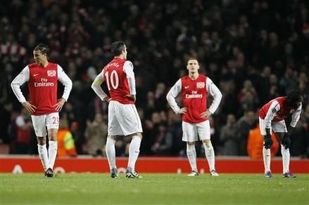 Arsenal tout proche de l'exploit