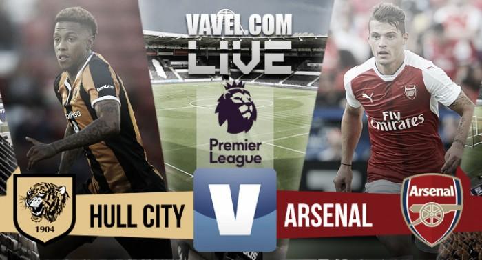 Resumen Arsenal 2-0 Hull City en Premier League 2017
