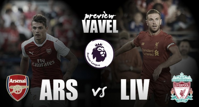 Arsenal vs Liverpool Preview: Reds face tough Emirates test to launch new season
