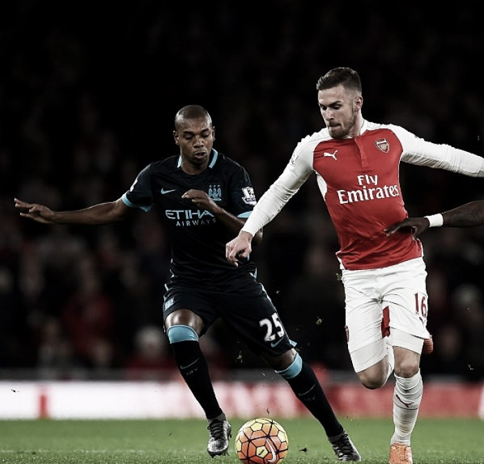 Arsenal - Manchester City: Two sides battling for Champions League positions
