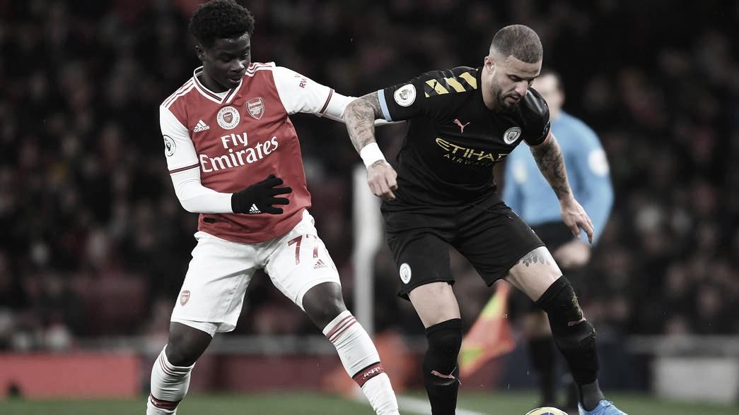 Maior vencedor da FA Cup, Arsenal duela com atual campeão Manchester City por vaga à decisão