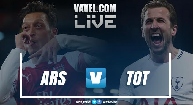 Jogo Arsenal x Tottenham AO VIVO em tempo real na Premier League